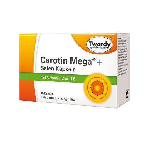 Carotin Mega + Selen Kapseln - 1