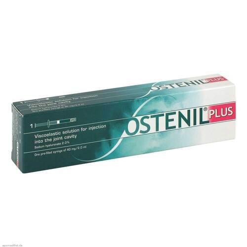 Ostenil Plus Hyaluronsäure Fertigspritzen - 1