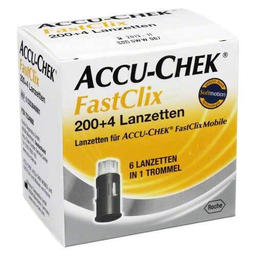 Accu Chek Fastclix Lanzetten - 1