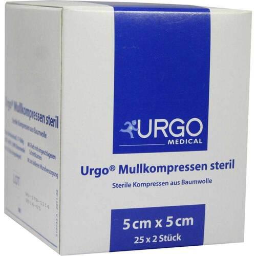 Urgo Mullkompressen 5x5 cm steril - 1