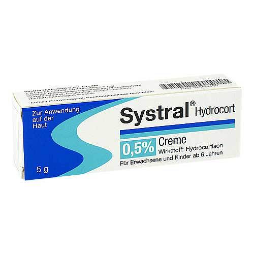 Systral Hydrocort 0,5% Creme - 1