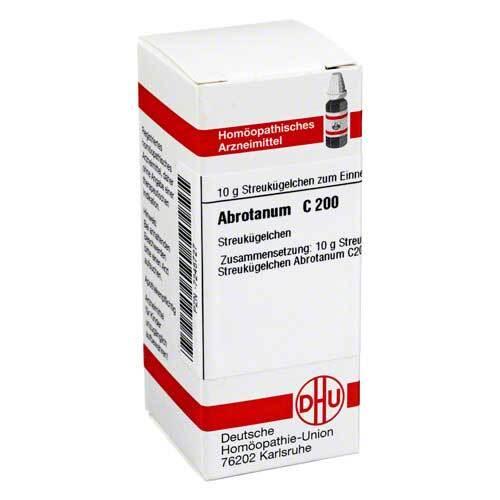 DHU Abrotanum C 200 Globuli - 1