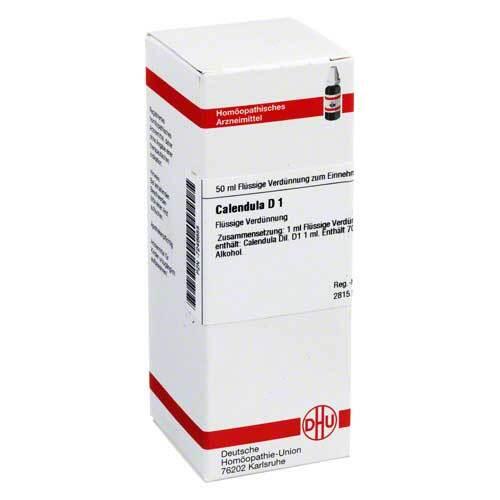 DHU Calendula D 1 Dilution - 1