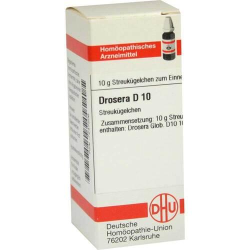 DHU Drosera D 10 Globuli - 1