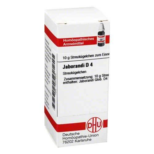 Jaborandi D 4 Globuli - 1