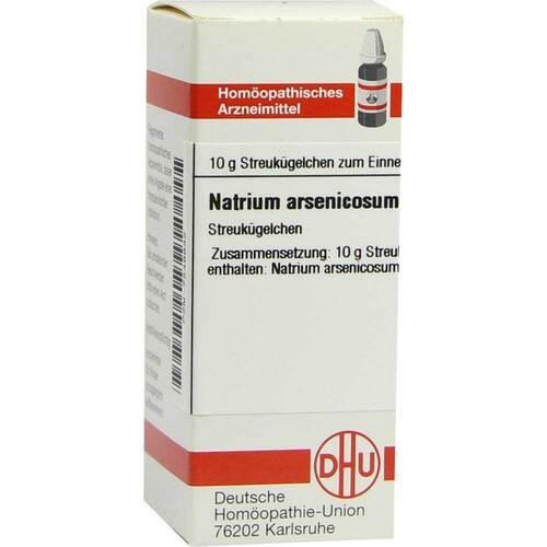 DHU Natrium arsenicosum D 12 Globuli - 1