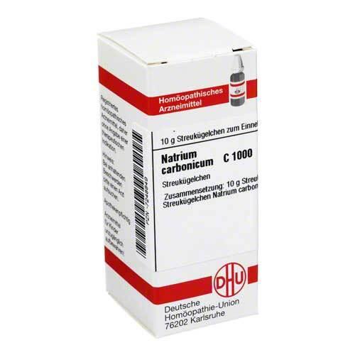 Natrium carbonicum C 1000 Gl - 1