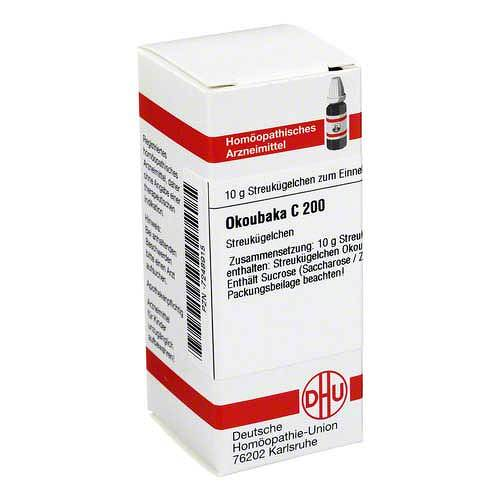 DHU Okoubaka C 200 Globuli - 1