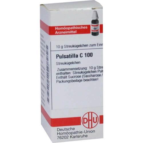 DHU Pulsatilla C 100 Globuli - 1