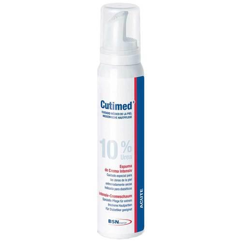 Cutimed Acute Intensive Cremeschaum 10% Urea - 1
