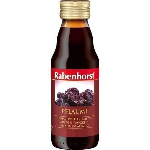 Rabenhorst Pflaumi mini Saft - 1