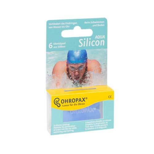 Ohropax Silicon Aqua - 1