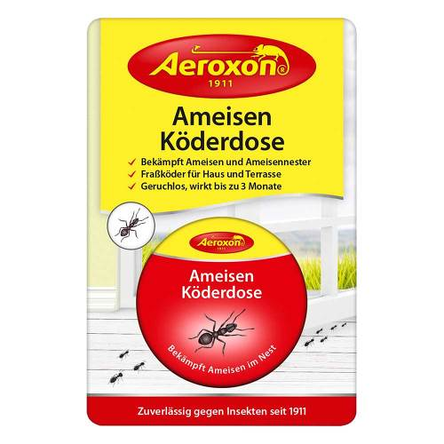 Aeroxon Ameisen Köderdose - 1