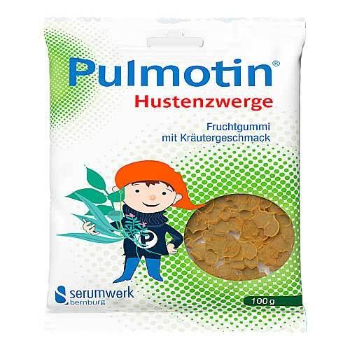 Pulmotin Hustenzwerge Bonbons - 1