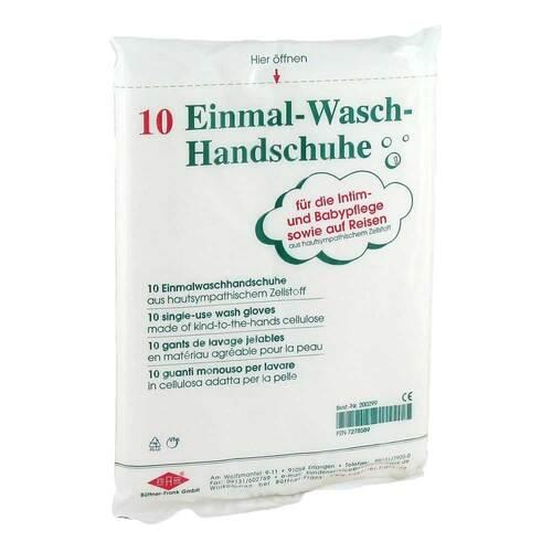 Waschhandschuh Einmal - 1