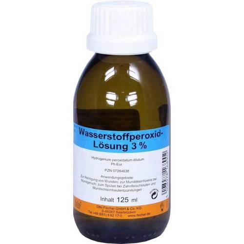 Wasserstoffperoxyd Lösung 3% Ph.Eur. - 1