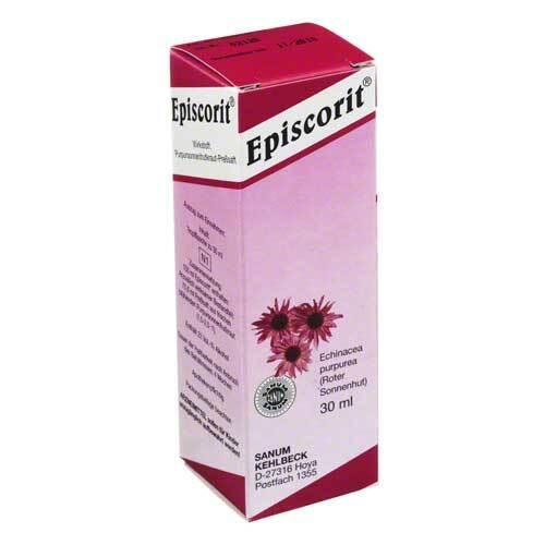 Episcorit Tropfen - 1