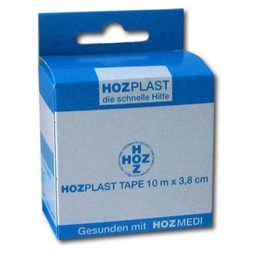 HOZ Plast Tape Pflasterverband 3,8 cm x 10 m - 1