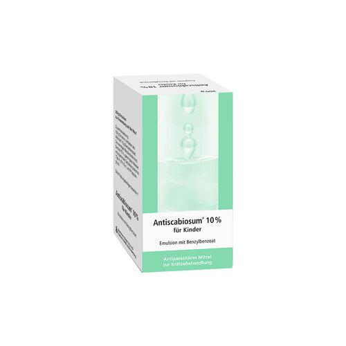 Antiscabiosum 10% für Kinder - 1