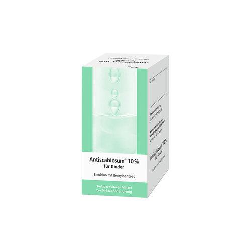Antiscabiosum 10% für Kinder - 2