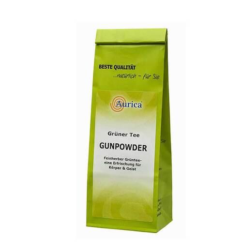 Grüner Tee Gunpowder - 1