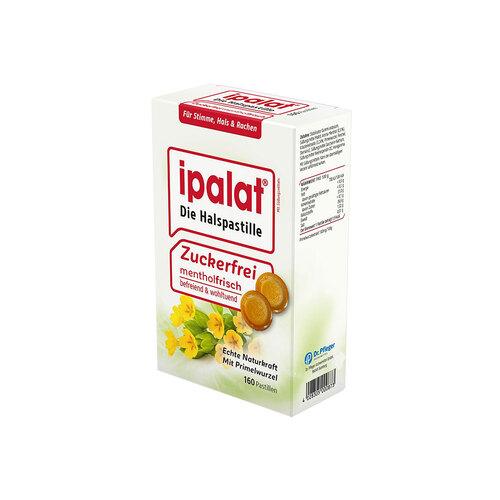 Ipalat Halspastillen zuckerfrei - 4