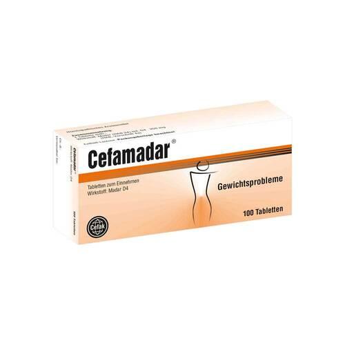 Cefamadar Tabletten - 1