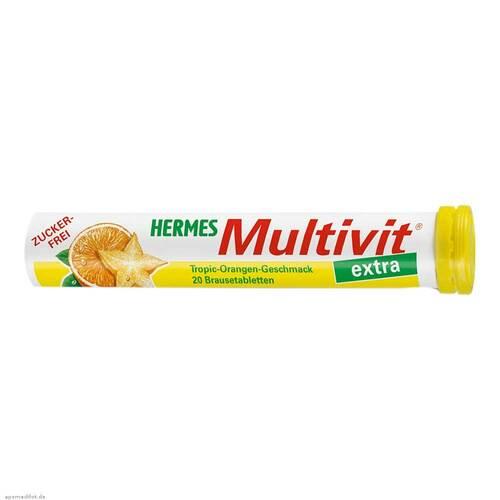 Hermes Multivit extra Brausetabletten - 1