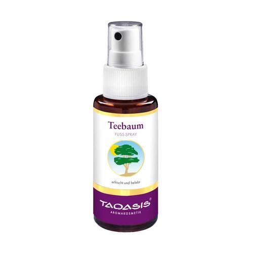 Teebaum Fußspray Bio - 1