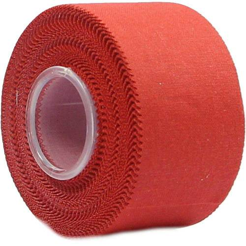 Tapeverband 10mx3,8cm rot - 1