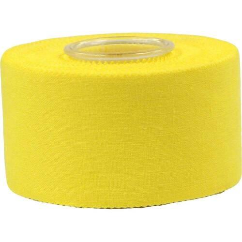 Tapeverband 10mx3,8cm gelb - 1