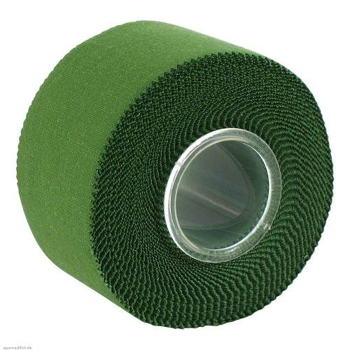 Tapeverband 10mx3,8cm grün - 1