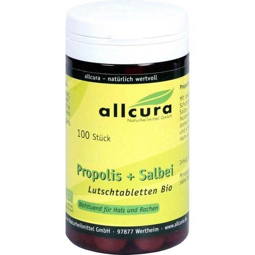 Propolis Salbei Lutschtabletten Bio - 1