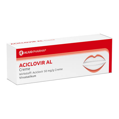 Aciclovir AL Creme - 1