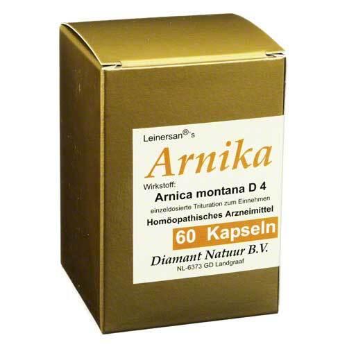 Arnika Kapseln - 1