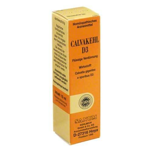 Calvakehl D 3 Tropfen - 1
