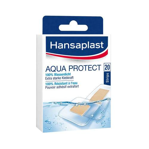 Hansaplast Aqua Protect Strips - 1
