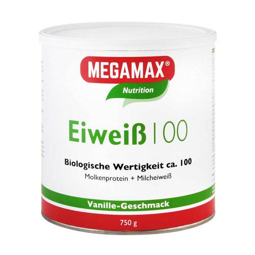 Eiweiss Vanille Megamax Pulv - 1