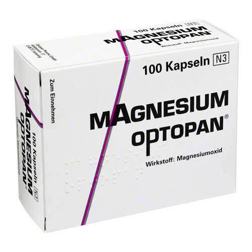 Magnesium Optopan Kapseln - 1