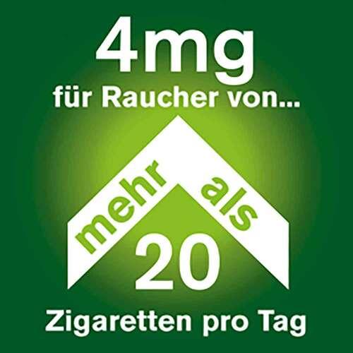 nicorette Kaugummi whitemint, 4 mg Nikotin - 4