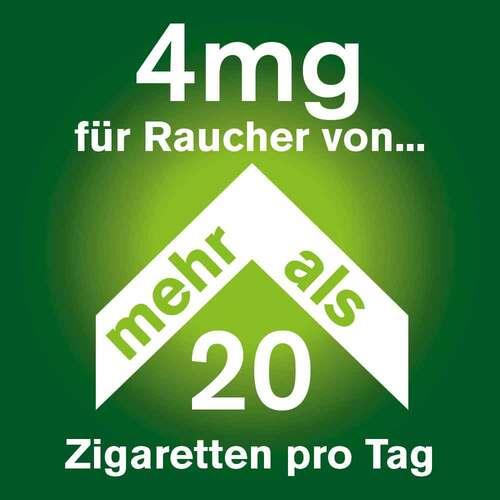 Nicorette Kaugummi 4 mg whitemint - 4