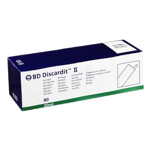 BD Discardit II Spritze - 1