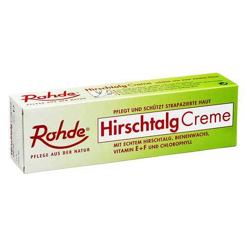 Rohde Hirschtalgcreme Tube - 1