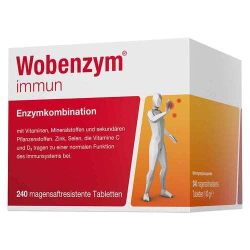 Wobenzym immun Tabletten - 1