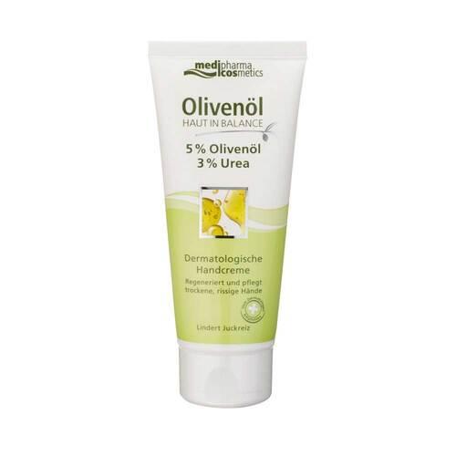 Haut in Balance Olivenöl Handcreme 5% - 1