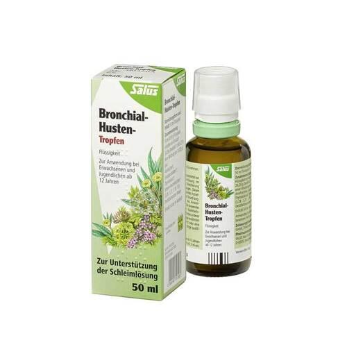 Bronchial Husten Tropfen Salus - 1