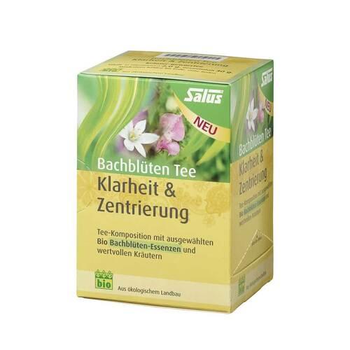 Bachblüten Tee Klarheit & Zentrierung bio Salus - 1