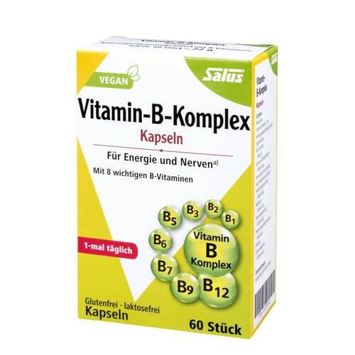 Vitamin B Komplex vegetabile Kapseln Salus - 1
