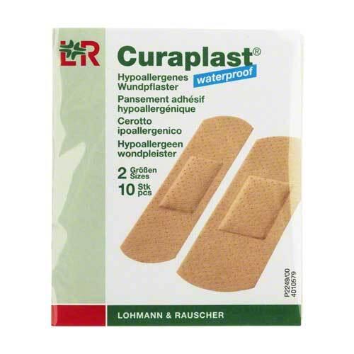 Curaplast Strips wasserf. so - 1