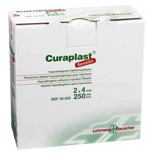 Curaplast Injektion Pflaster Sensi - 1